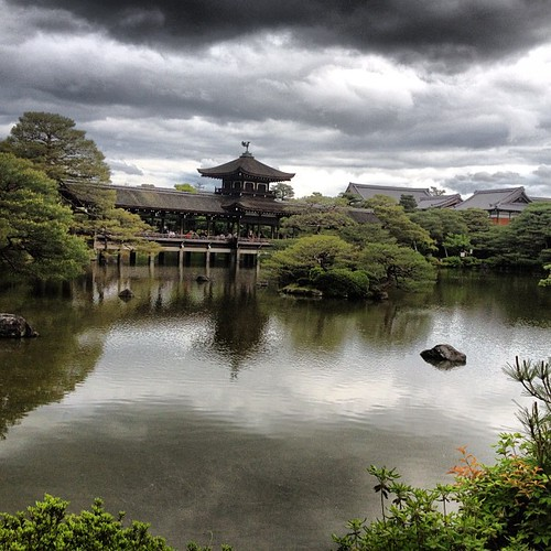 Templo Heian #kyoto #japon #japan