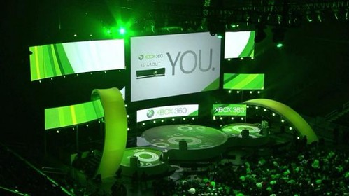 Microsoft to Livestream E3 Press Conference on Xbox 360