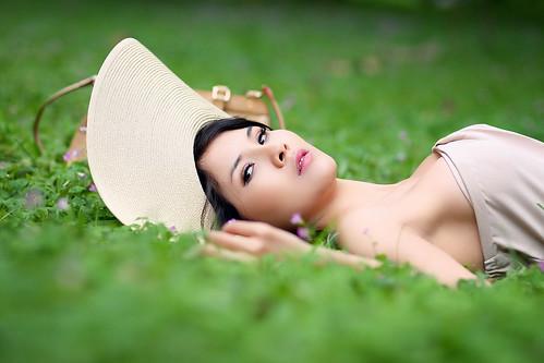 Vân Anh #1 by LocNguyen | 2013