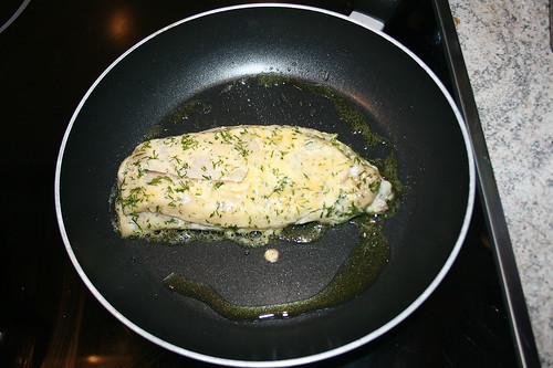 36 - Rotbarsch braten / Roast redfish