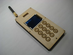 The assembled cellphone