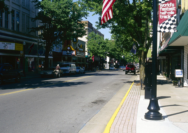 Downtown Bristol VA/TN