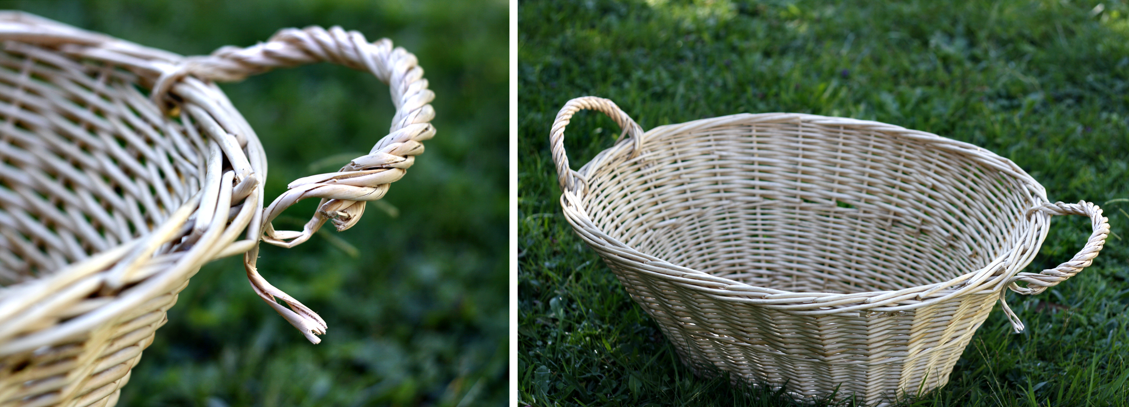 DIY Basket Makeover