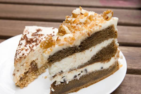 The Bee Tiramisu Cake
