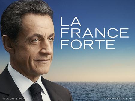 12c30 Sarkozy La France forte Uti