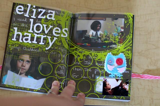 Eliza at 6 | Inside 13