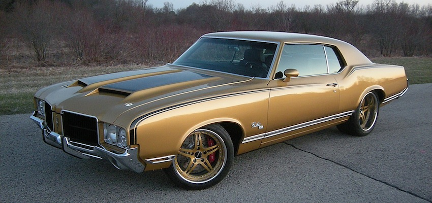 1968–1972 A-Body, GTO, Cutlass, Chevelle Chassis - Schwartz Performance