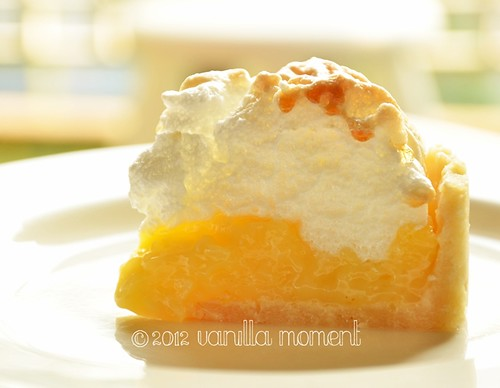 { Lemon Meringue Pie } by Vanilla Moment