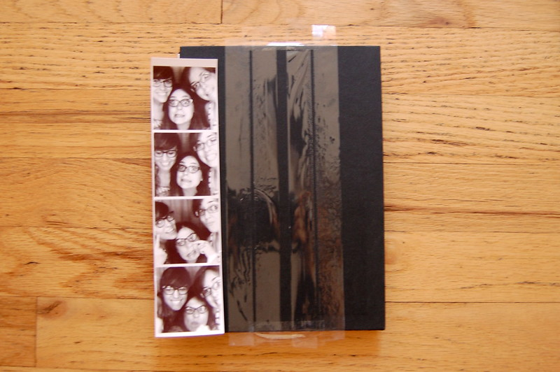 DIY • Photo Booth and Polaroid Photo Albums