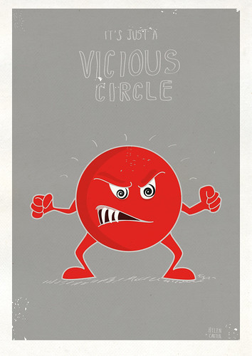 VICIOUS CIRCLE by helencarter1001