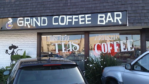 The Grind Coffee Bar