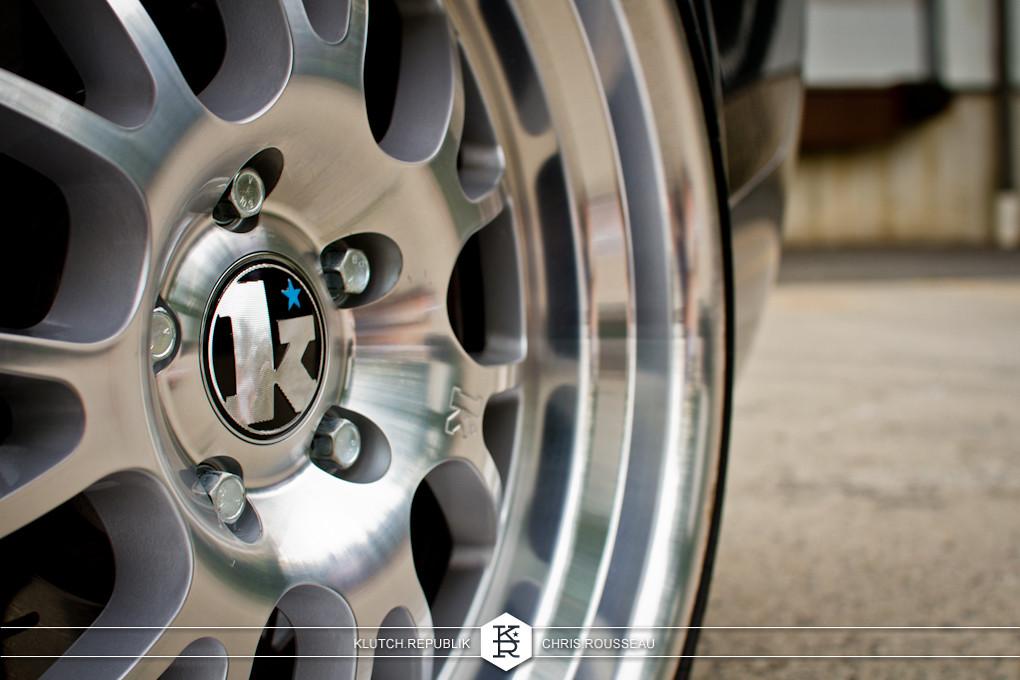 audi b6a4 fitment on klutch wheels Sl14