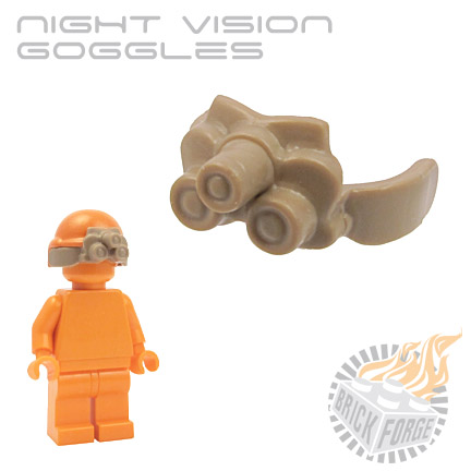 Night Vision Goggles - Dark Tan