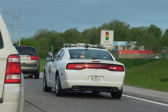 Missouri State Highway Patrol New Dodge Charger Police Car
