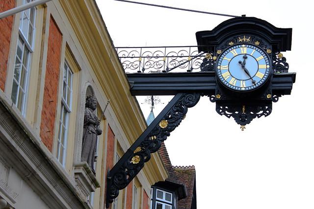 Antiguo ayuntamiento de Winchester