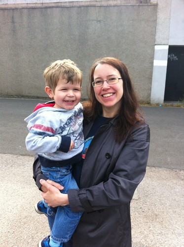 Third year I've left Owen at nursery to leave for BIALL conference