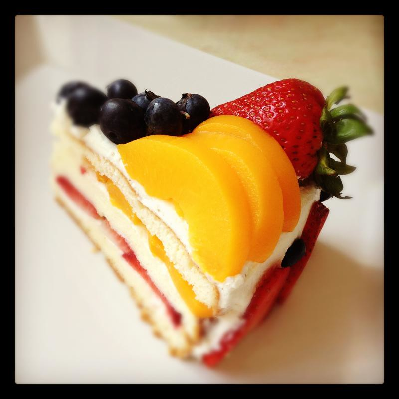 My fruit cake