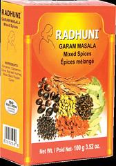 Garom Masala_গরম মশলা