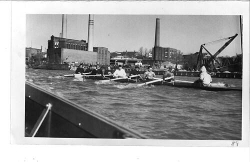 1962 Georgetown Crew