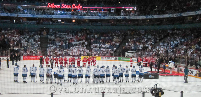 IIHF World Championship Bronze Game 2012