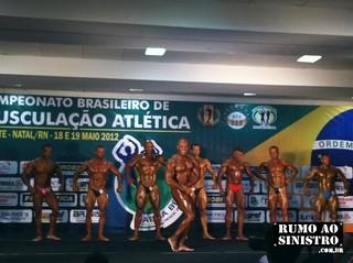 Campeonato Brasileiro Norte/Nordeste de Musculação Atlética 2012