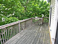 109 Heath Street Deck by mmahoneyboston