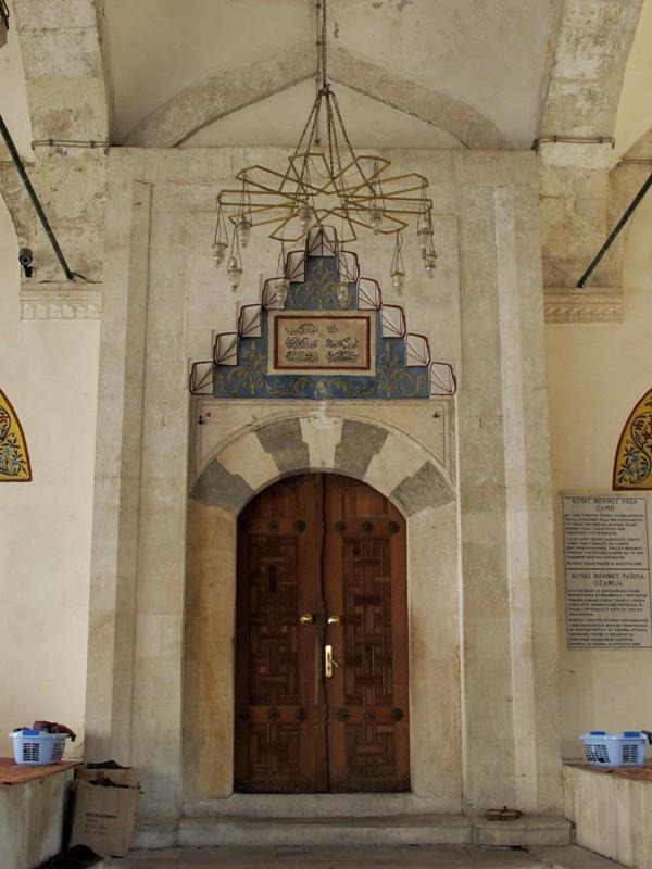 Mosquée@Mostar