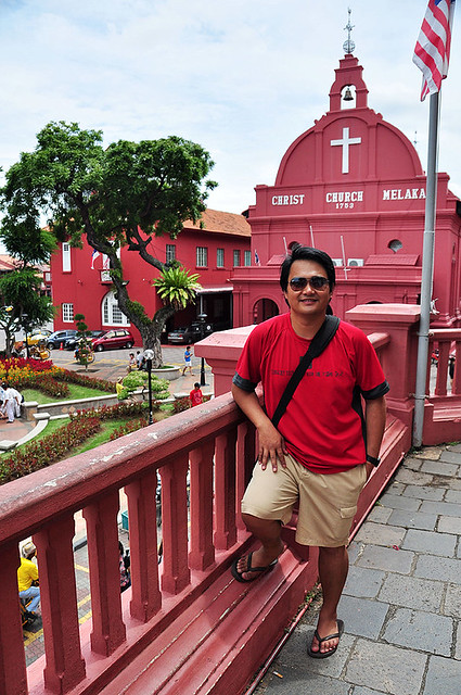 Red Square, Malacca, Malaysia