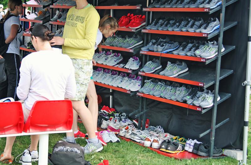 Nike as begu