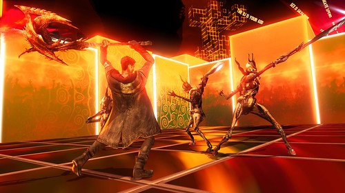 Devil May Cry DmC Gets TGS 2012 Trailer