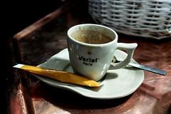 Au café Verlet un après-midi