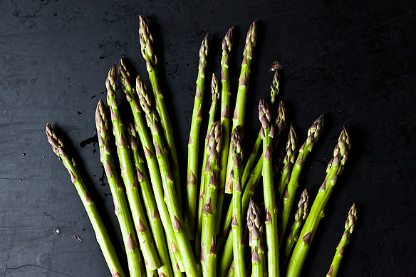 How to Shave Asparagus