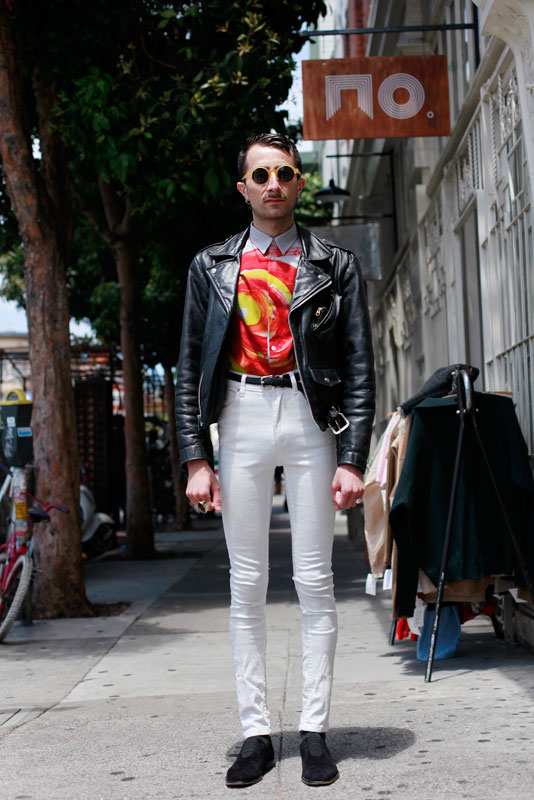 hooman san francisco street fashion style