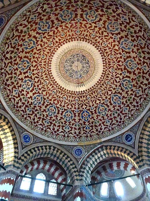 Istanbul - avril 2012 - jour 8 - 039 - Tombeau de Selim II