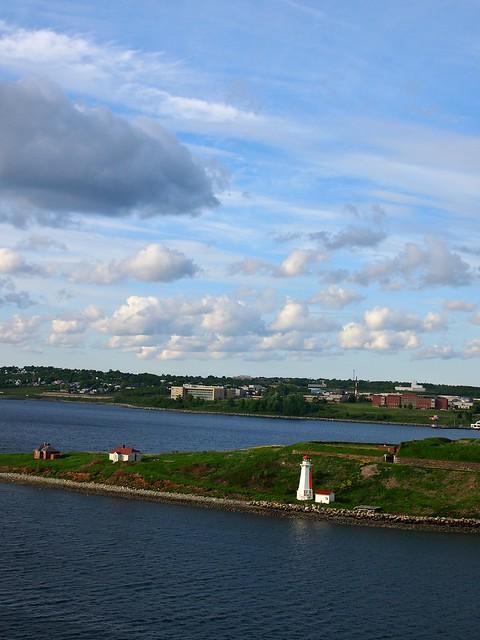 Georges Island, Halifax, Nova Scotia