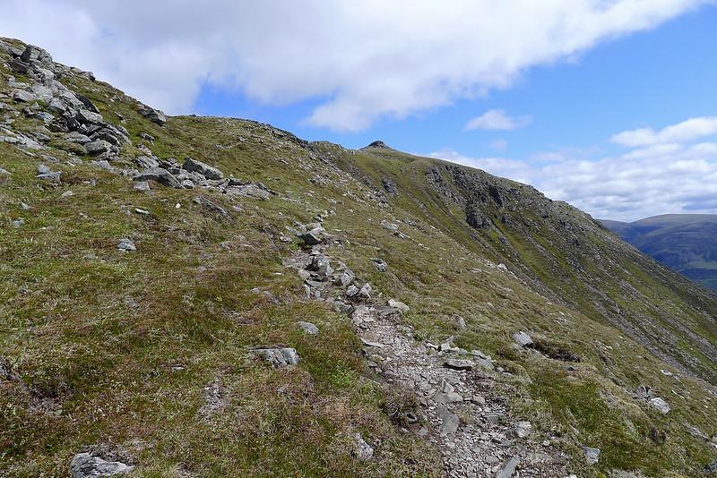 Ascent of Beinn Bheoil