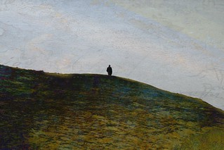 Man on Hill