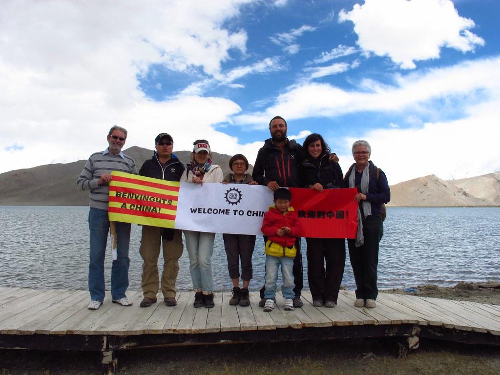 Llac Karakul, Karakorum Highway (Xinjiang, Xina)