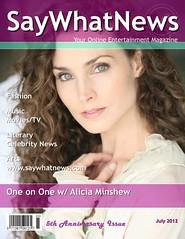 Alicia Minshew Interview