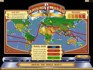 Around the World Bonus Feature