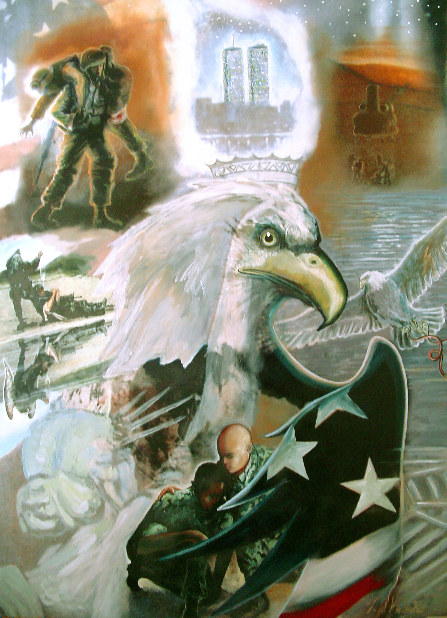 Official Military Art Gallery Showing Amazing Military Prints Posters and Paintings for The Navy, Army, Air Force and Marine Corps