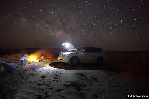 sunset nature canon stars landscape desert mark under ii land 5d cruiser 1740mm الارض مفخرة