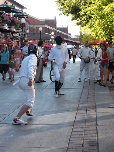 Fencing in the Byword Market