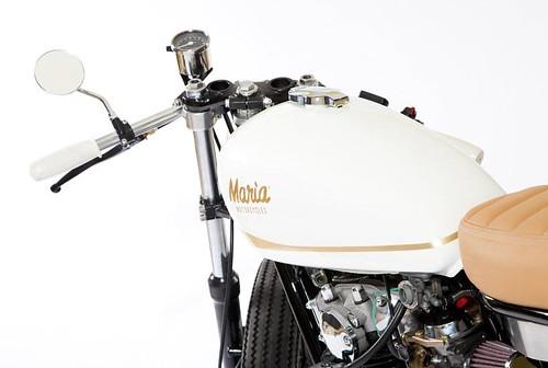 Eva Maria Motorcycles Yamaha XS650