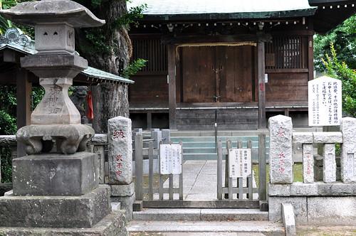 Katsushika-ku TOKYO TAKAGI-JINJYA