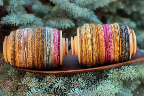 Four Rivers - Merino Silk - Bacchus - singles