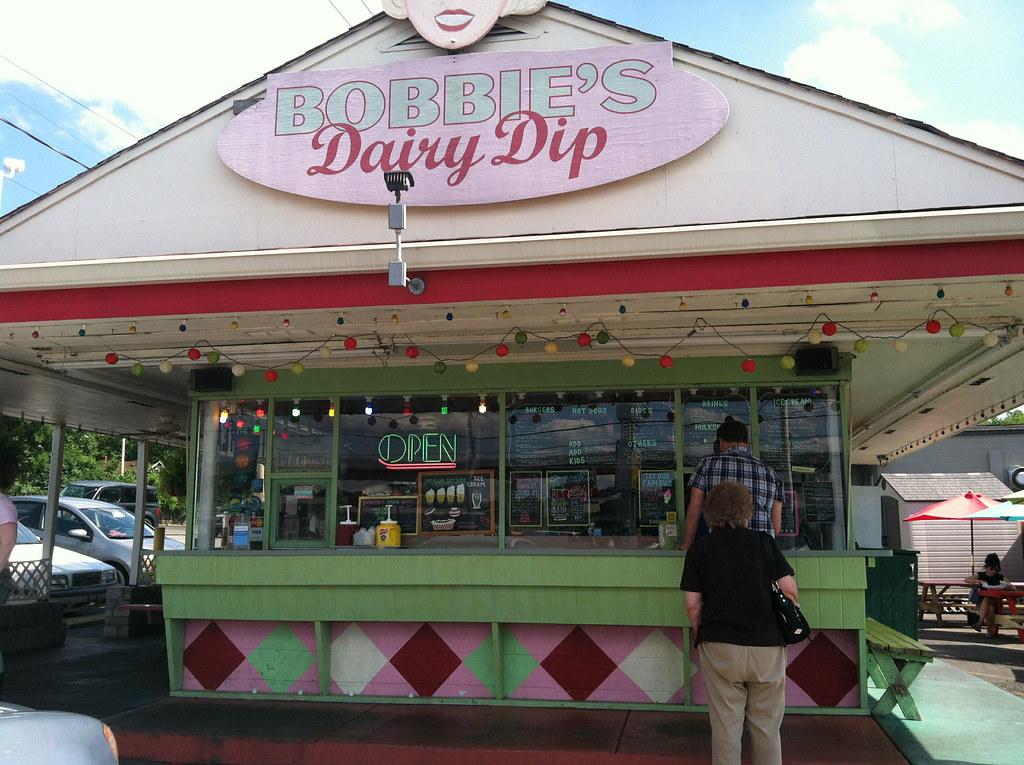 bobbie's dairy dip, nashville