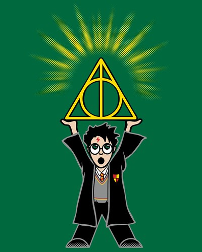 Harry Potter and the Deathly Triforce