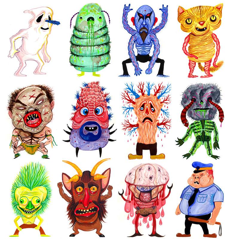 Dieter VDO - Creatures 4