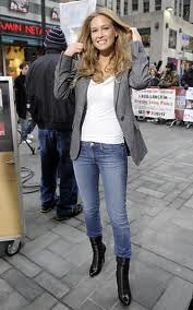 Bar Refaeli Tweed Jacket Celebrity Style Women's Fashion